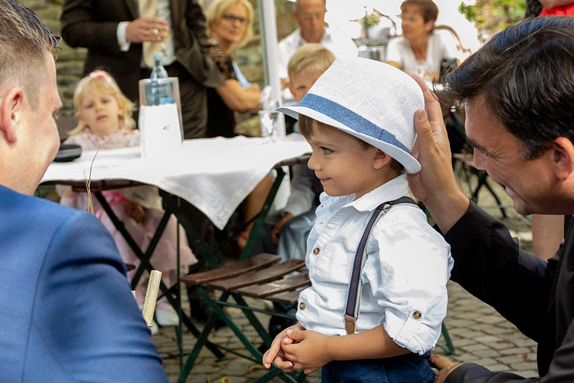 Hochzeitsfest und Fotograf in Kastellaun, badische Kellerey