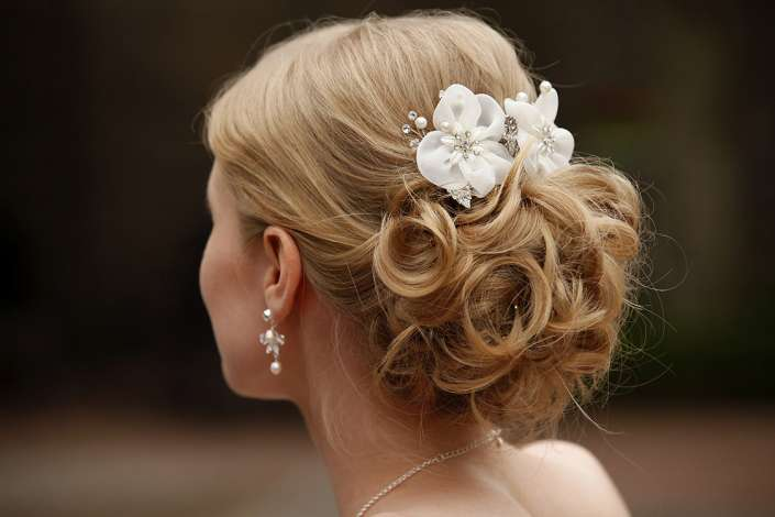 Brautfrisur vom Frisur in Baden-Baden