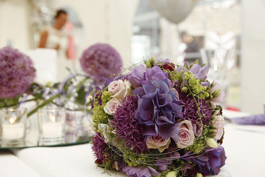 Brautstrauß Floristen aus Kastellaun