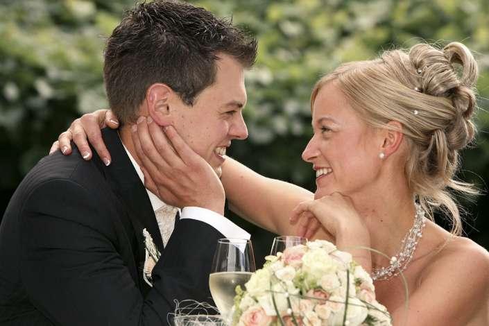 Durlach Hochzeitsfotografie, so verliebt