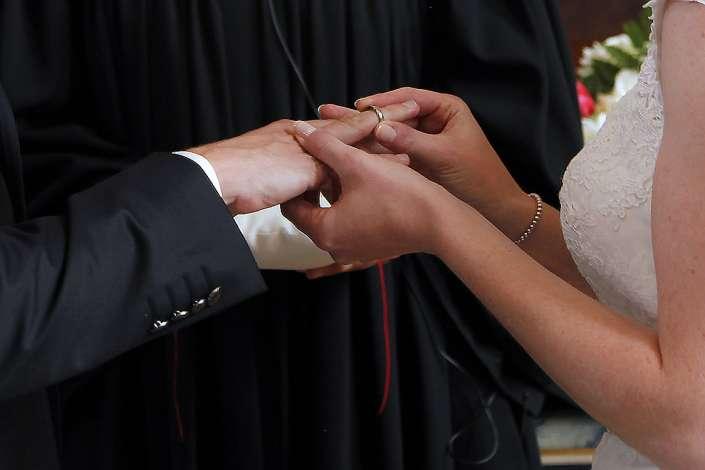 den Ehebund schließen