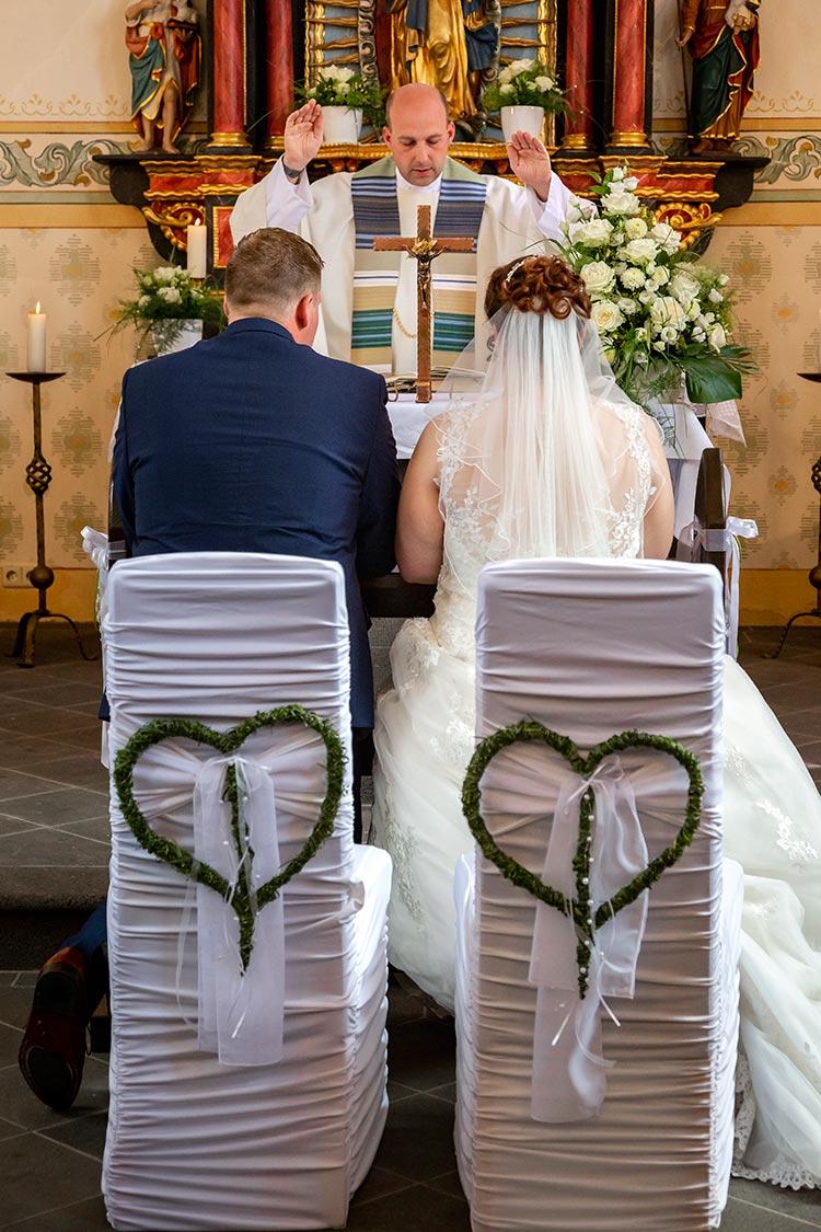 Fotograf Hochzeit Kastellaun, die Trauung
