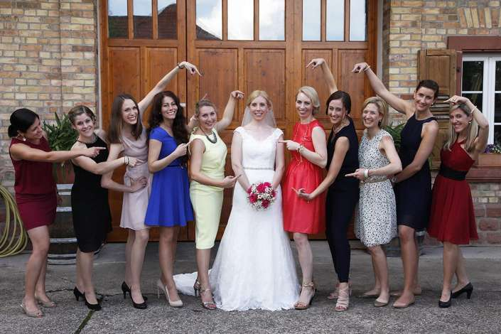 Reportage Hochzeitsfotos in Bad Bergzabern