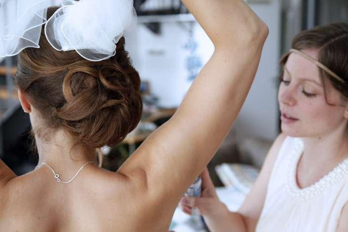 Getting Ready - Hochzeitsfotograf in Bruchsal