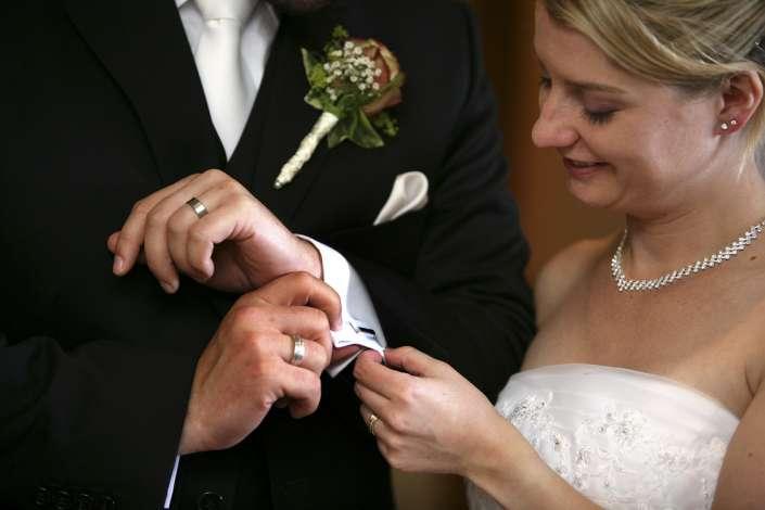 Getting Wedding im Glottertal, vor der Trauung