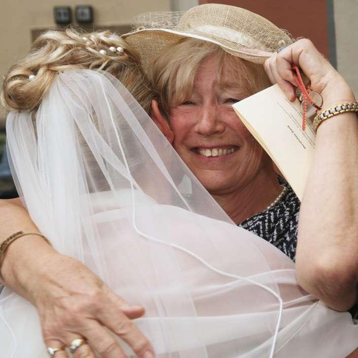 Herzliche Glückwünsche zur Hochzeit