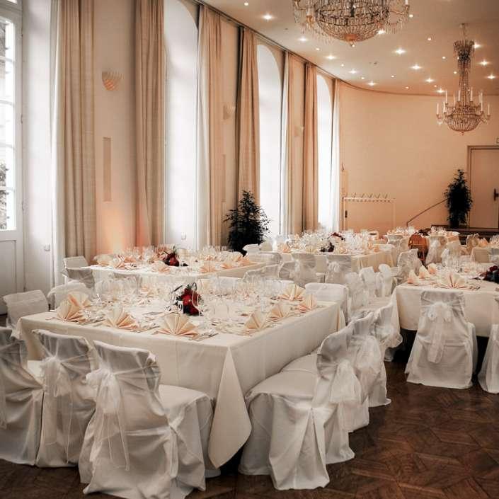 Heiraten im Schloss in Karlsruhe