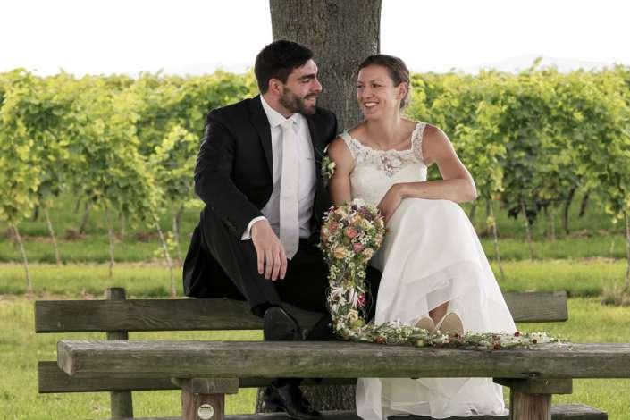 Hochzeitfotos bei Deidesheim