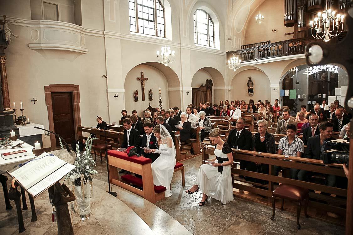 Hochzeit Kirche nähe Baden-Baden