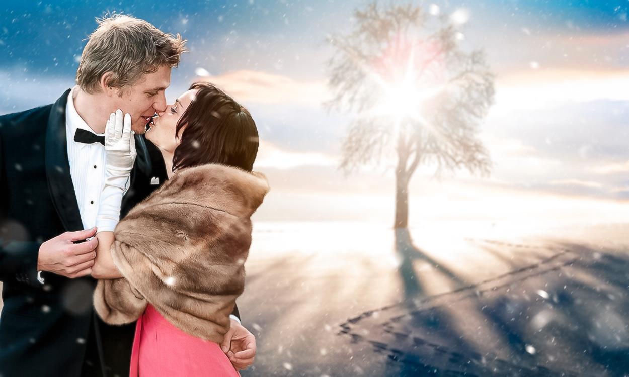 Winter-Hochzeit in Baden-Baden