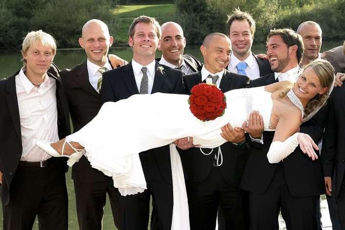 Bilder vom Hochzeitsfest Bad Bergzabern