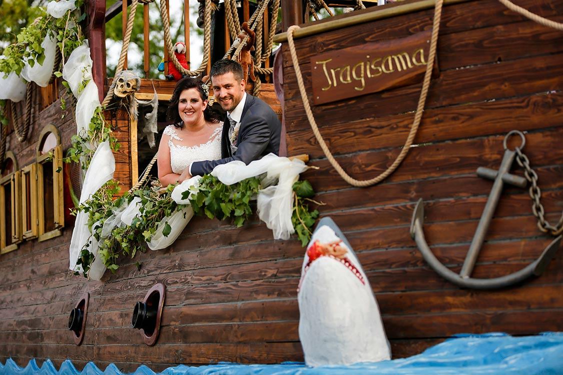Hochzeitsfotograf-Kirchzarten-Schwarzwald-Piraten aus Stegen