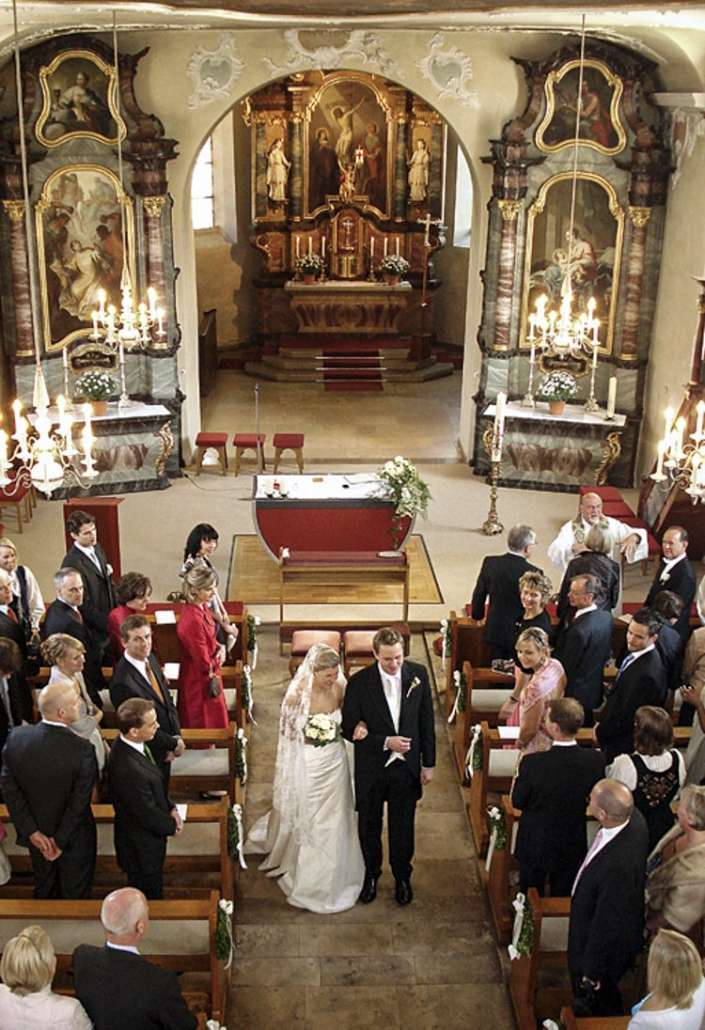 Hochzeitsfotograf St. Märgen, der Auszug