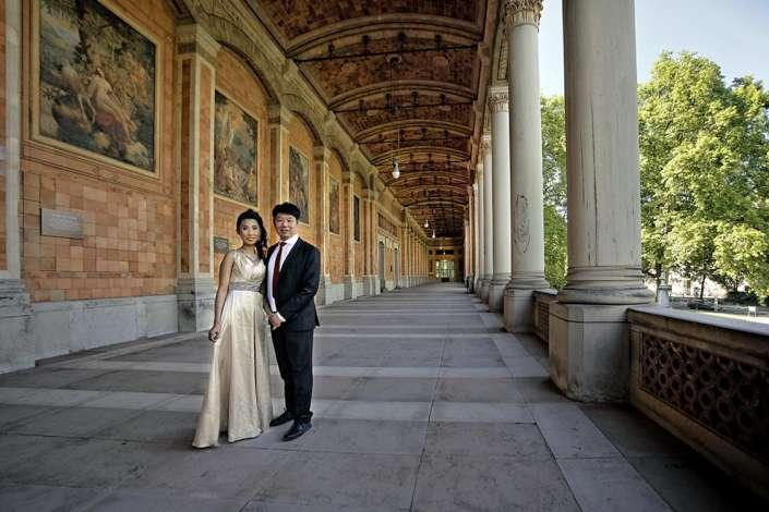 Fotografie für Hochzeiten in Baden-Baden