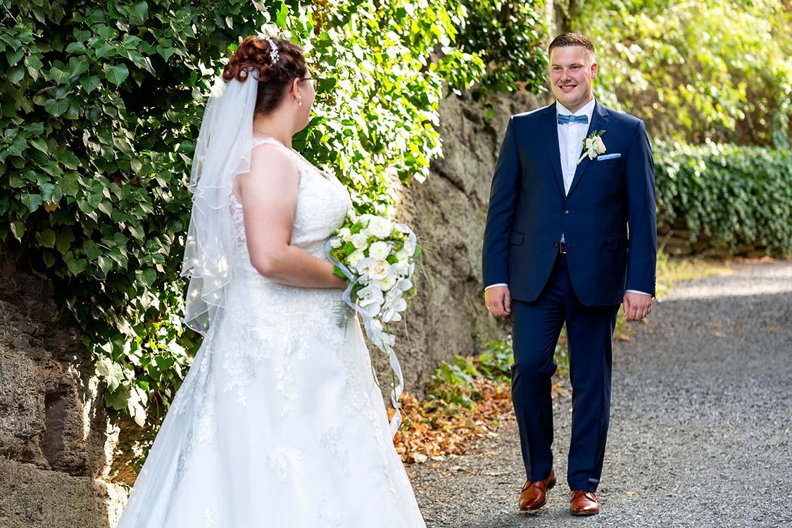 Unterwegs zur Braut