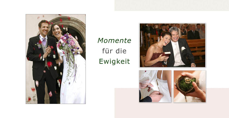 Hochzeitsfotos Fotostudio Emmelshausen, Momente