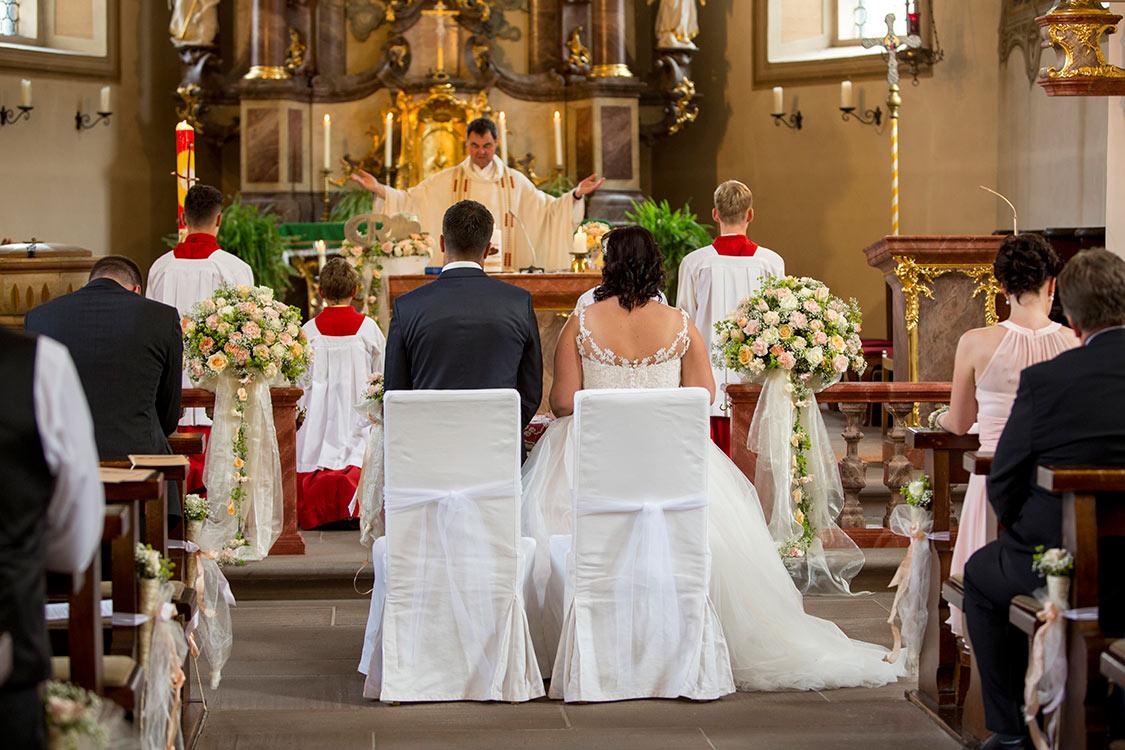 Hochzeitsfotograf Kirchzarten, Foto Trauung