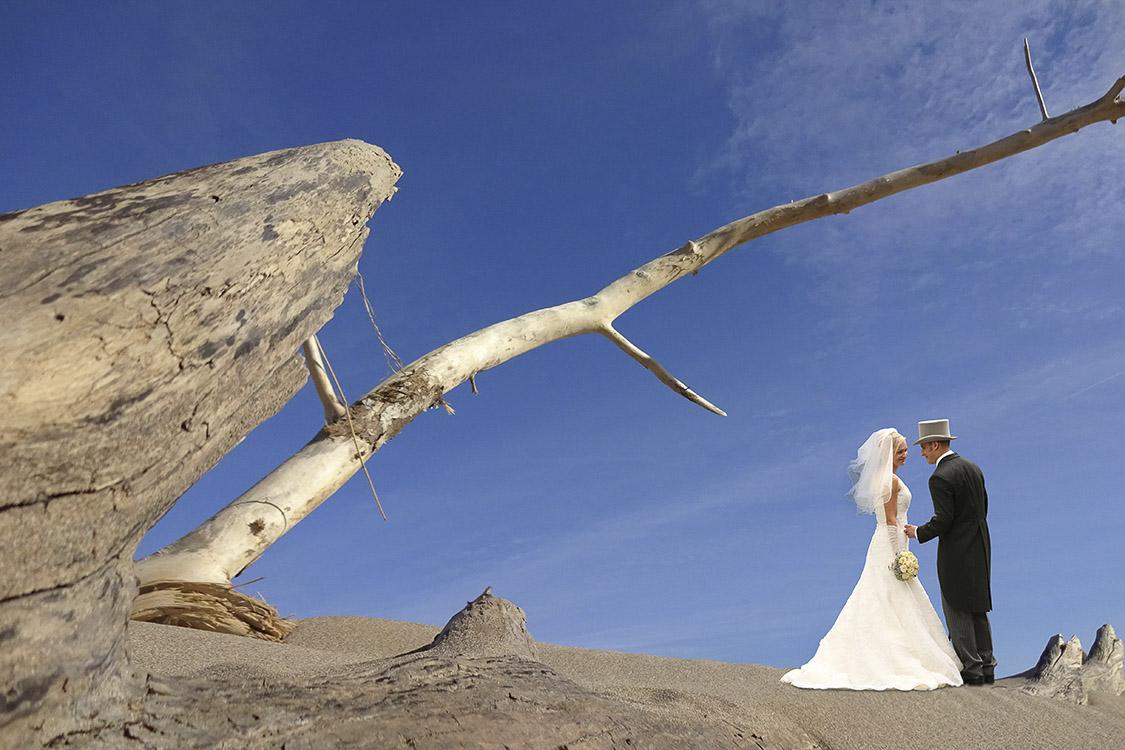 Hochzeitsfotos als Kunst verstehen Surrealismus