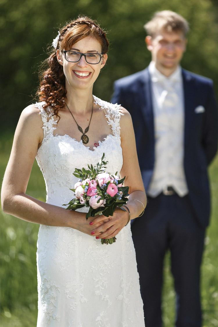 Karlsruhe Fotograf für natürliche Hochzeitsfotos