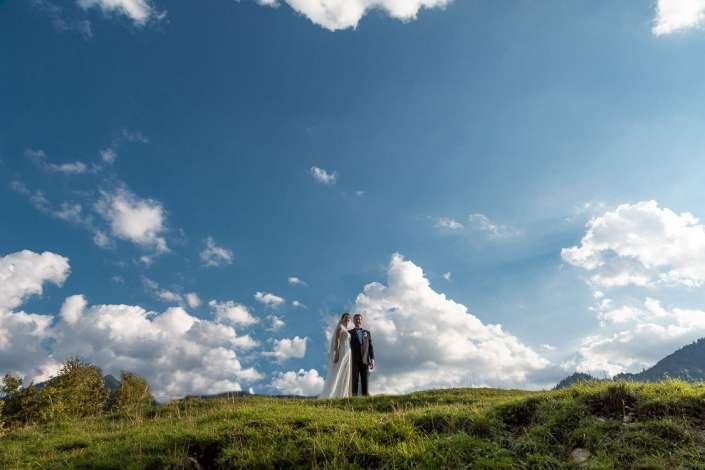 Professionelle Hochzeitsfotografie im Raum Kirchzarten