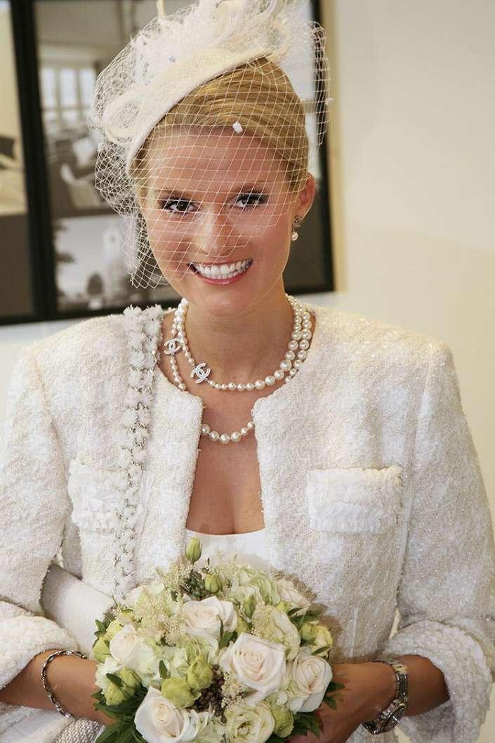 elegante Brautbilder