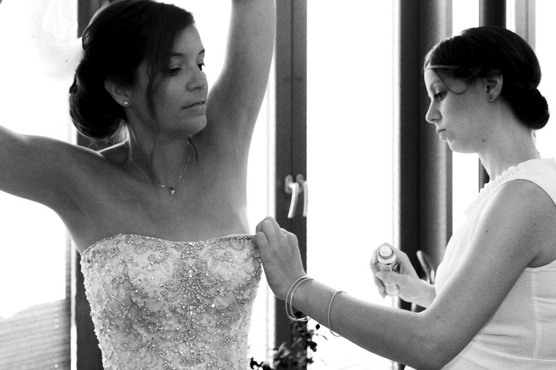zur Hochzeit stylen