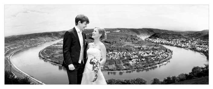 Hochzeitsbild im Weltkulturerbe