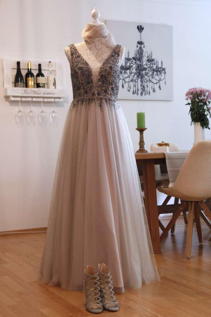 ein besonderes Brautkleid