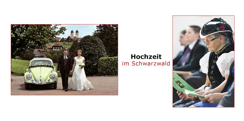 euer Hochzeitsfotograf in Kirchzarten-eine Fotocolage