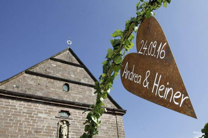 heiraten in St.Peter im Schwarzwald, St.Ursula