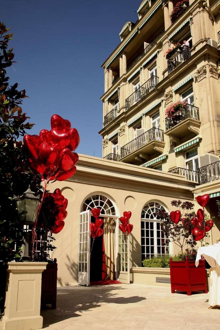 Hochzeitsfest im Brenners-Parkhotel Baden-Baden