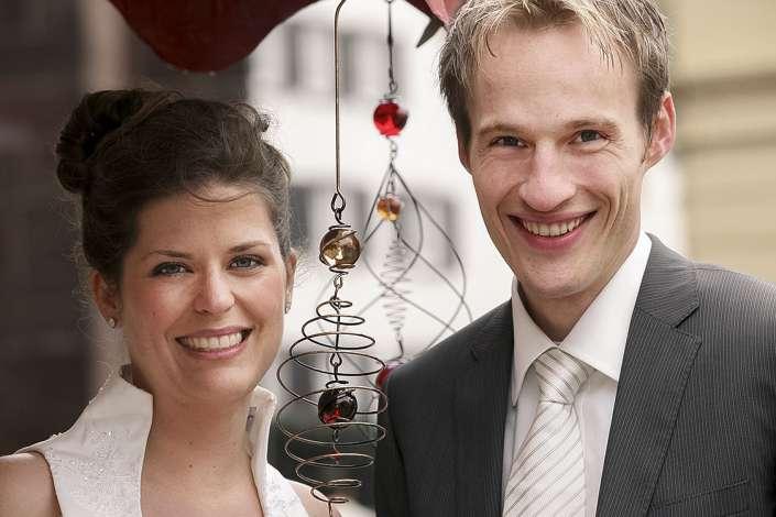 ganz natürliche Hochzeitsfotos in Simmern